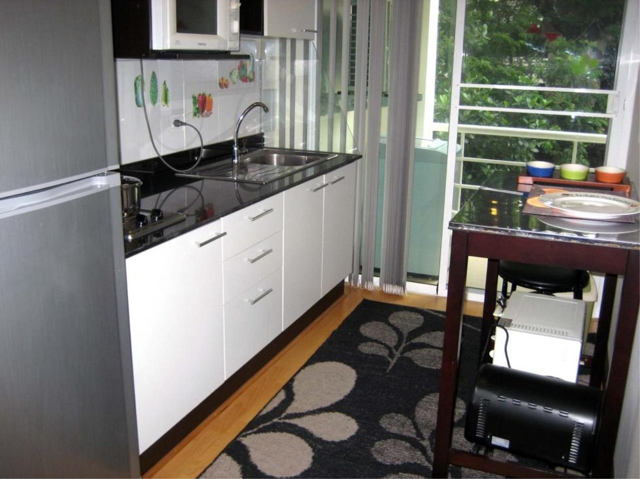 Piri Property Agency's one bedroom  For Rent The Amethyst 39 4