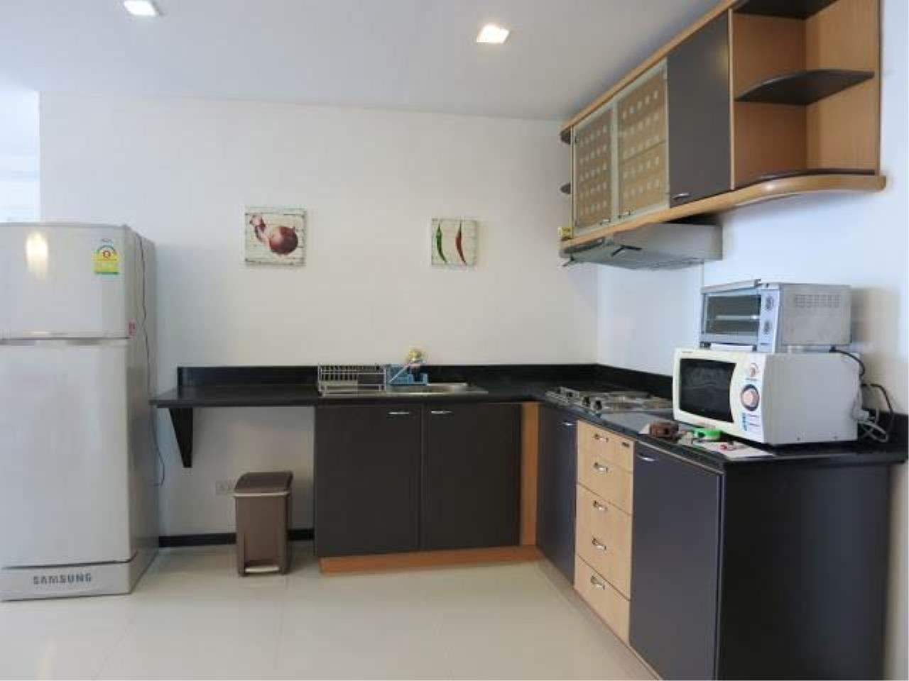 Piri Property Agency's 2 bedrooms  For Rent Supalai Place Sukhumvit 39 9