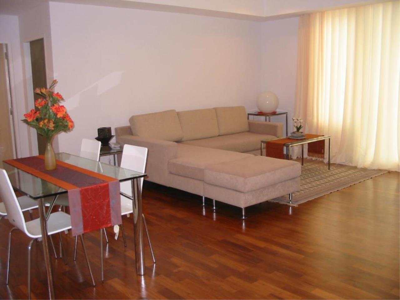 Piri Property Agency's 2 bedrooms  For Rent Baan Siri Soi 24 1