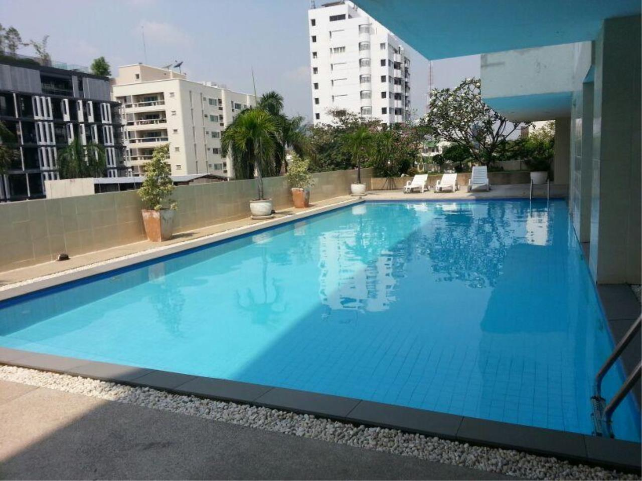 Piri Property Agency's 2 bedrooms  For Rent Baan Phrom Phong 1