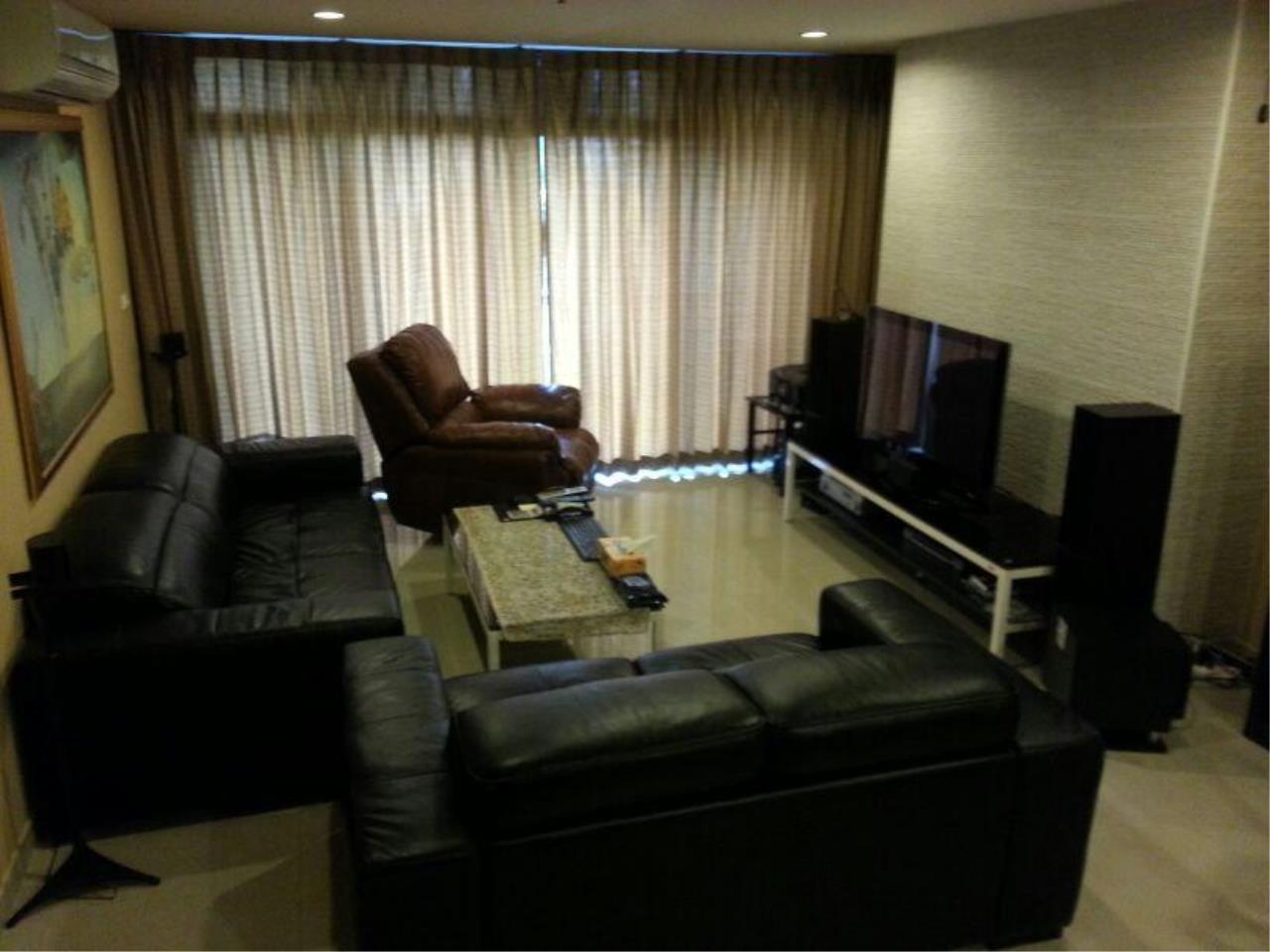 Piri Property Agency's 2 bedrooms  For Rent Baan Phrom Phong 10