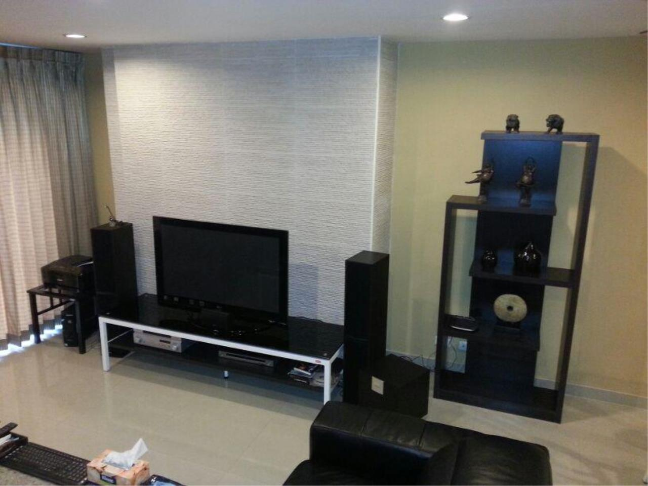 Piri Property Agency's 2 bedrooms  For Rent Baan Phrom Phong 3