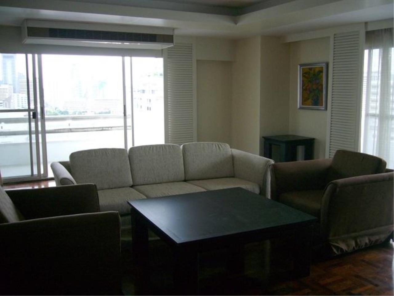 Piri Property Agency's 3 bedrooms  For Rent Regent On The Park III 1