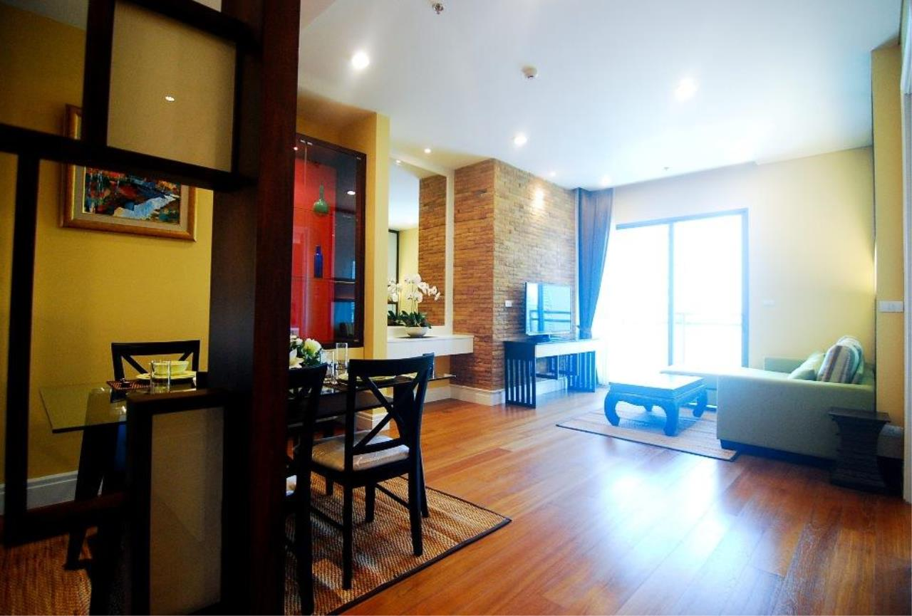 Piri Property Agency's one bedroom  For Rent Bright Sukhumvit 24 2