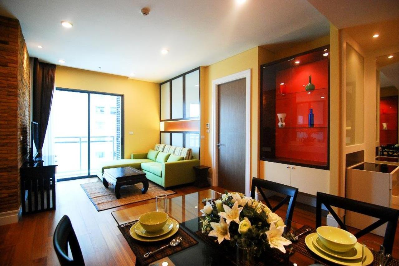 Piri Property Agency's one bedroom  For Rent Bright Sukhumvit 24 5