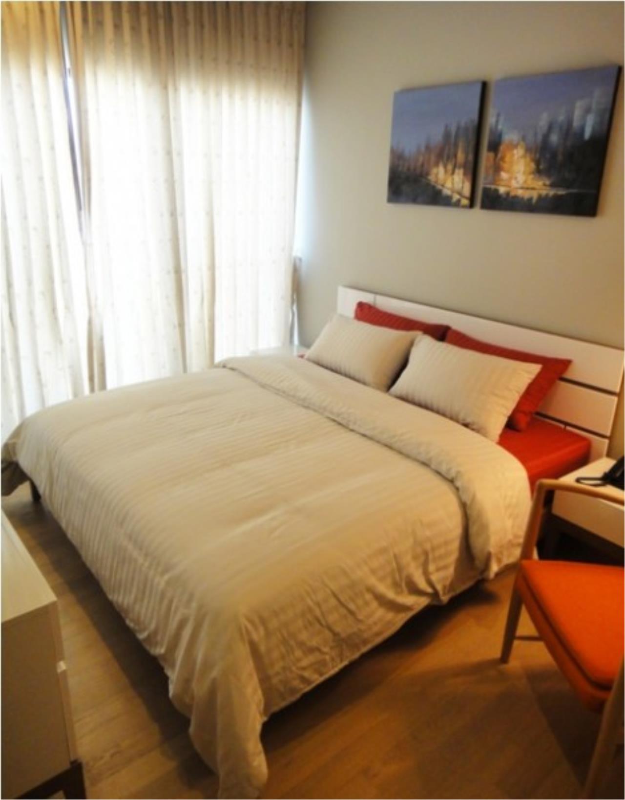 Piri Property Agency's 2 bedrooms  For Rent Noble Refine 4