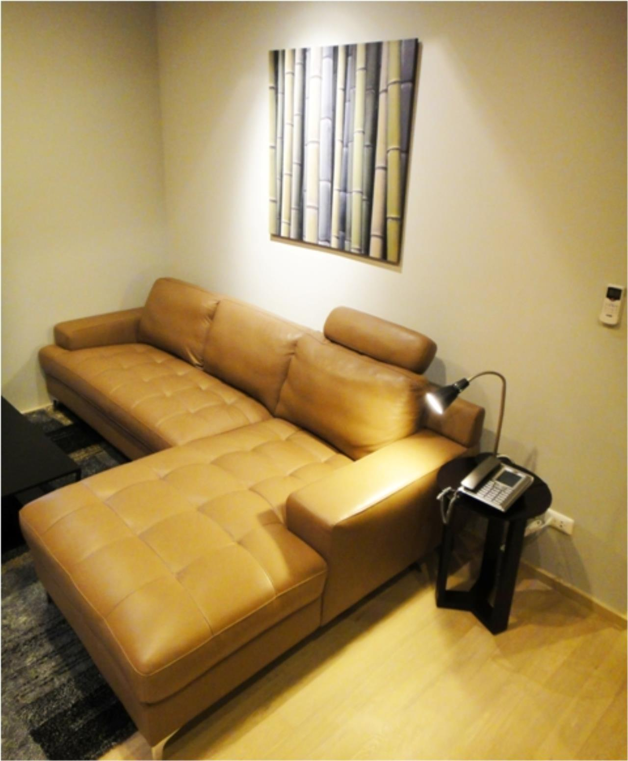 Piri Property Agency's 2 bedrooms  For Rent Noble Refine 2