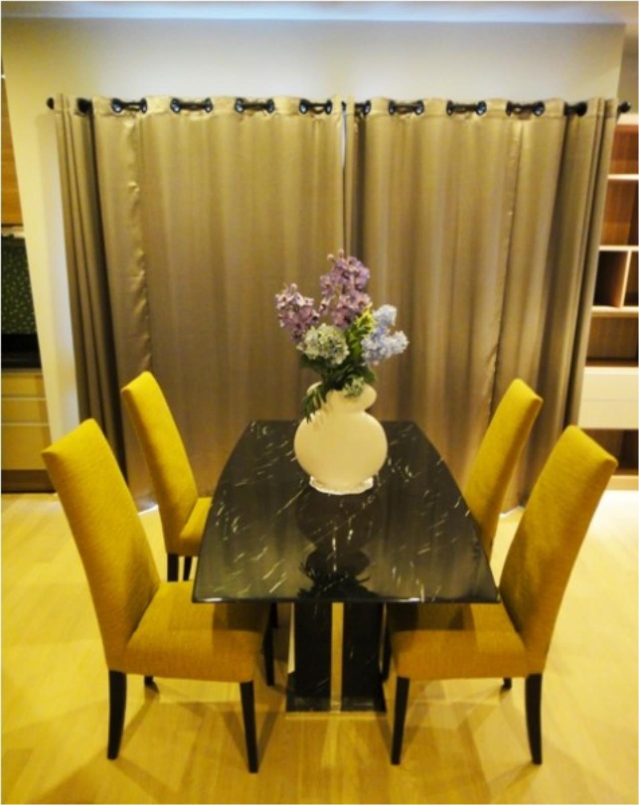 Piri Property Agency's 2 bedrooms  For Rent Noble Refine 3
