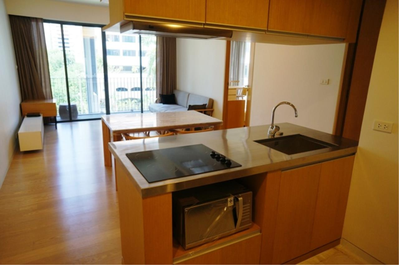 Piri Property Agency's 2 bedrooms  For Rent Siamese Gioia 1