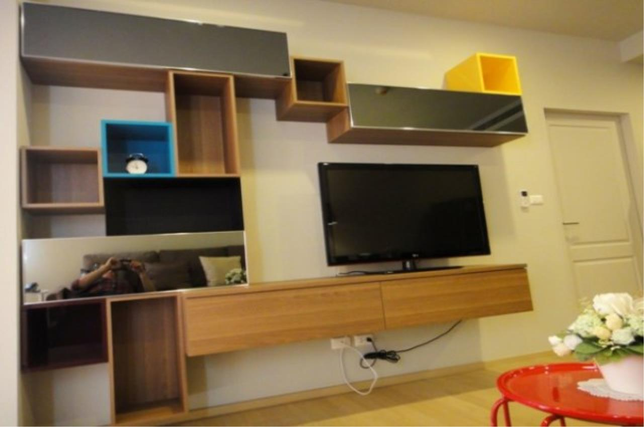 Piri Property Agency's one bedroom  For Rent Noble Refine 2