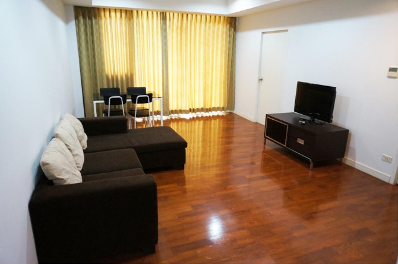 Piri Property Agency's one bedroom  For Rent Baan Siri Soi 24 2