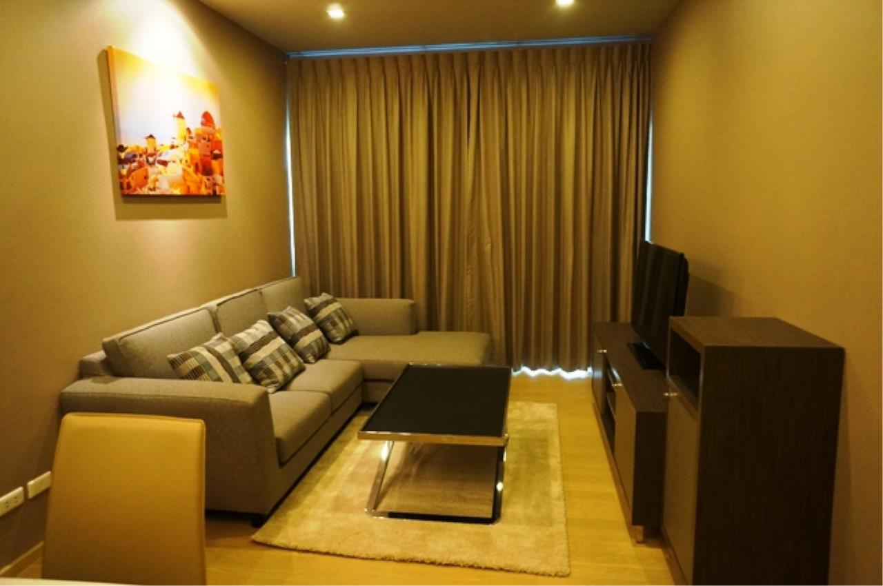 Piri Property Agency's one bedroom  For Rent Noble Refine 4