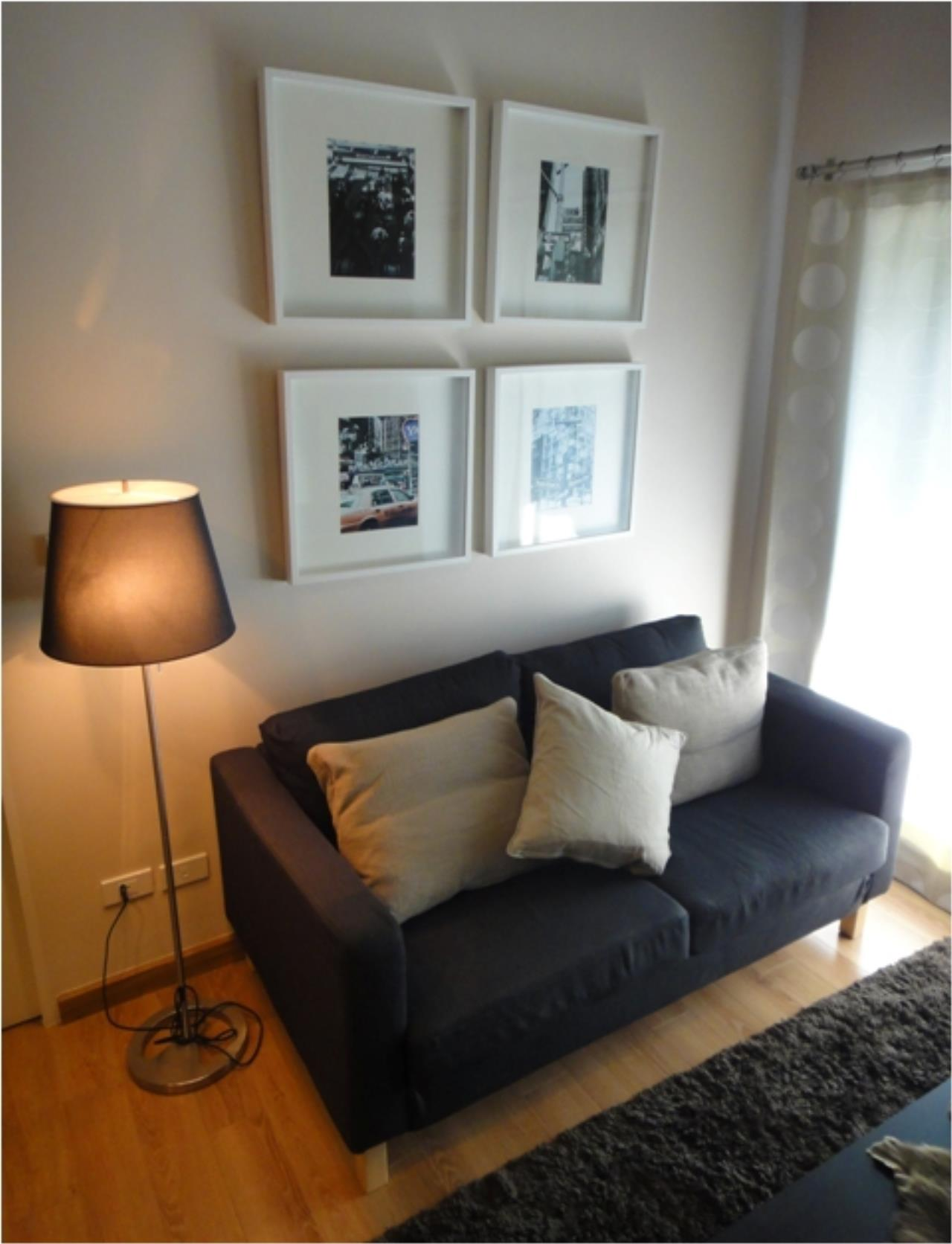 Piri Property Agency's one bedroom  For Rent The Seed Musee 4
