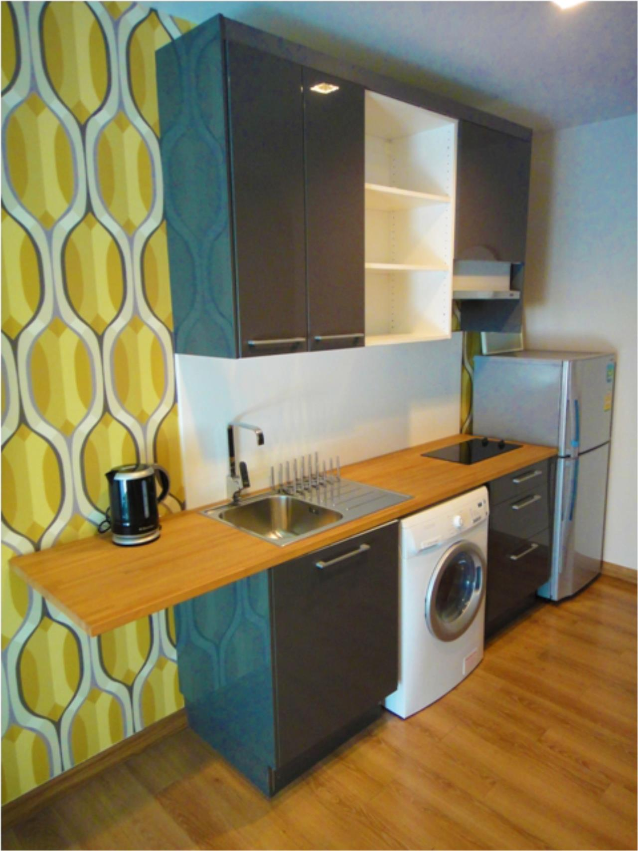 Piri Property Agency's one bedroom  For Rent The Seed Musee 6
