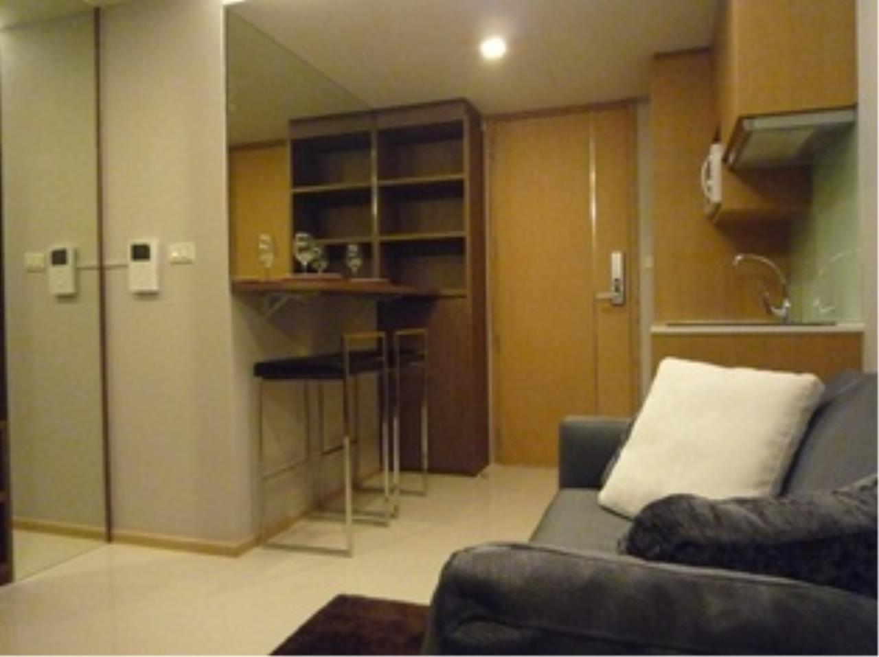 Piri Property Agency's one bedroom  For Rent Socio Ruamrudee 3