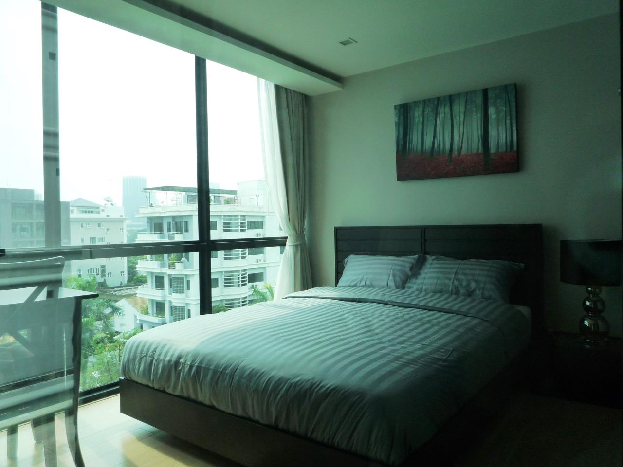 Piri Property Agency's one bedroom  For Rent Socio Ruamrudee 10