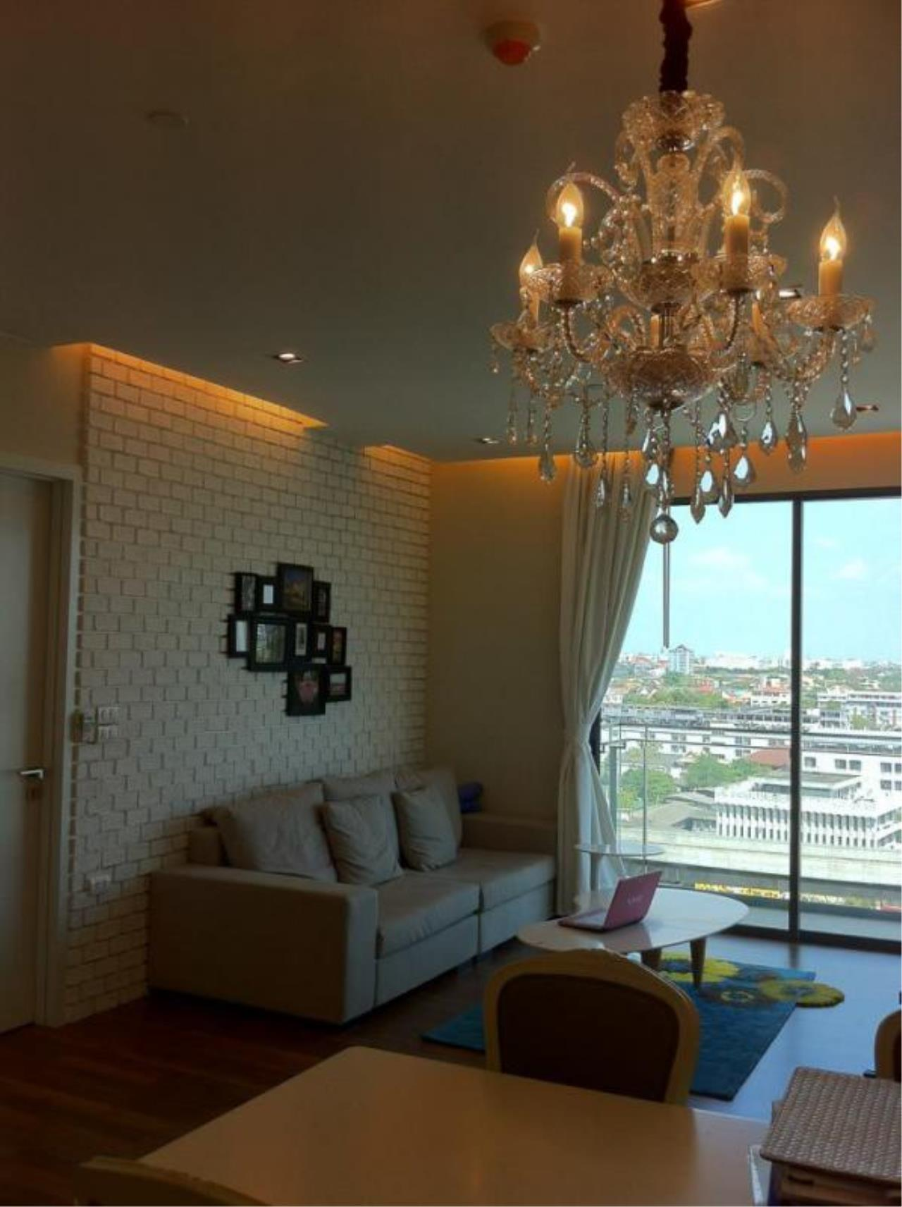 Piri Property Agency's 2 bedrooms  For Rent The Room Sukhumvit 62 1