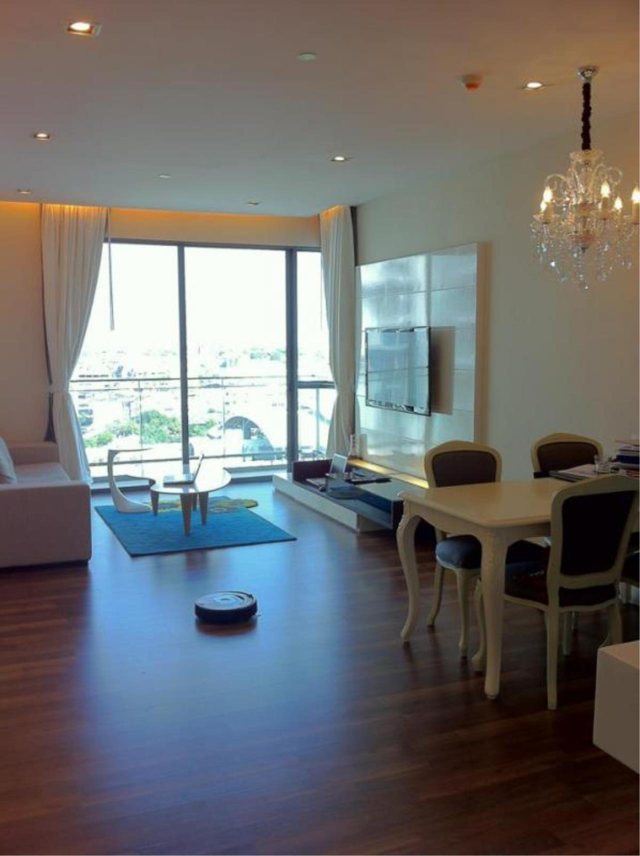 Piri Property Agency's 2 bedrooms  For Rent The Room Sukhumvit 62 13