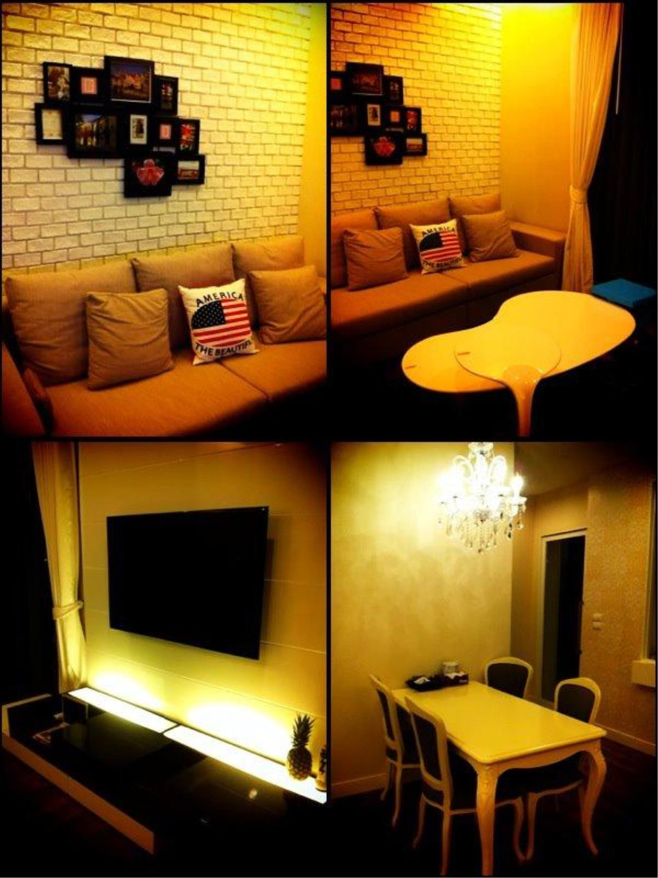 Piri Property Agency's 2 bedrooms  For Rent The Room Sukhumvit 62 9