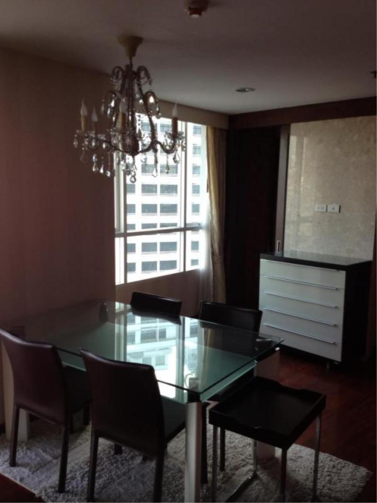 Piri Property Agency's 2 bedrooms  For Sale Urbana Langsuan 5