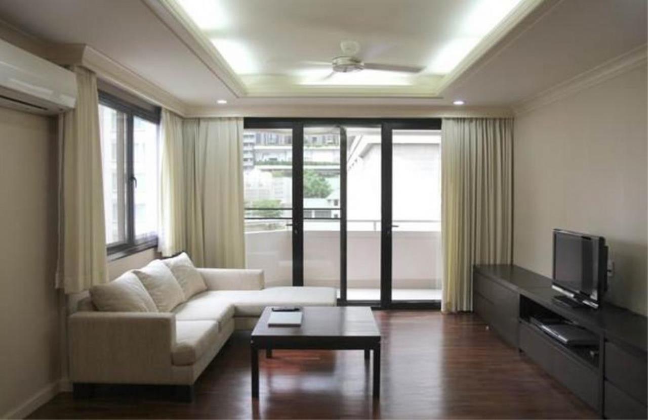 Piri Property Agency's 2 bedrooms  For Rent Mitkorn Mansion 2