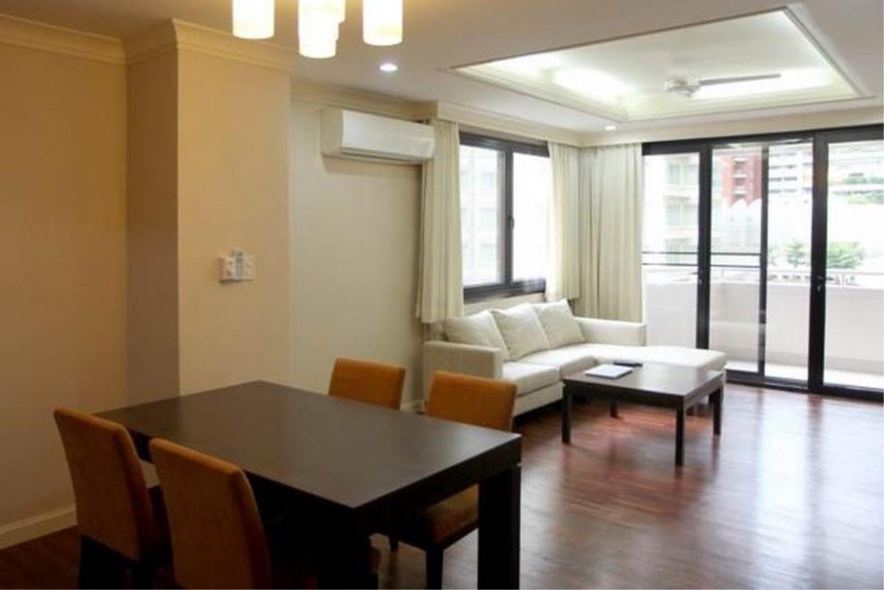 Piri Property Agency's 2 bedrooms  For Rent Mitkorn Mansion 3
