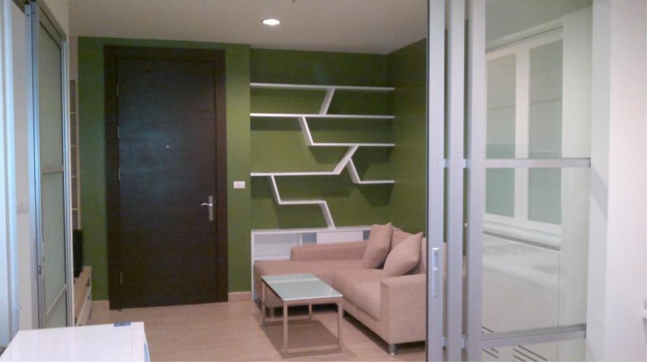 Piri Property Agency's one bedroom  For Sale Rhythm Ratchada 1