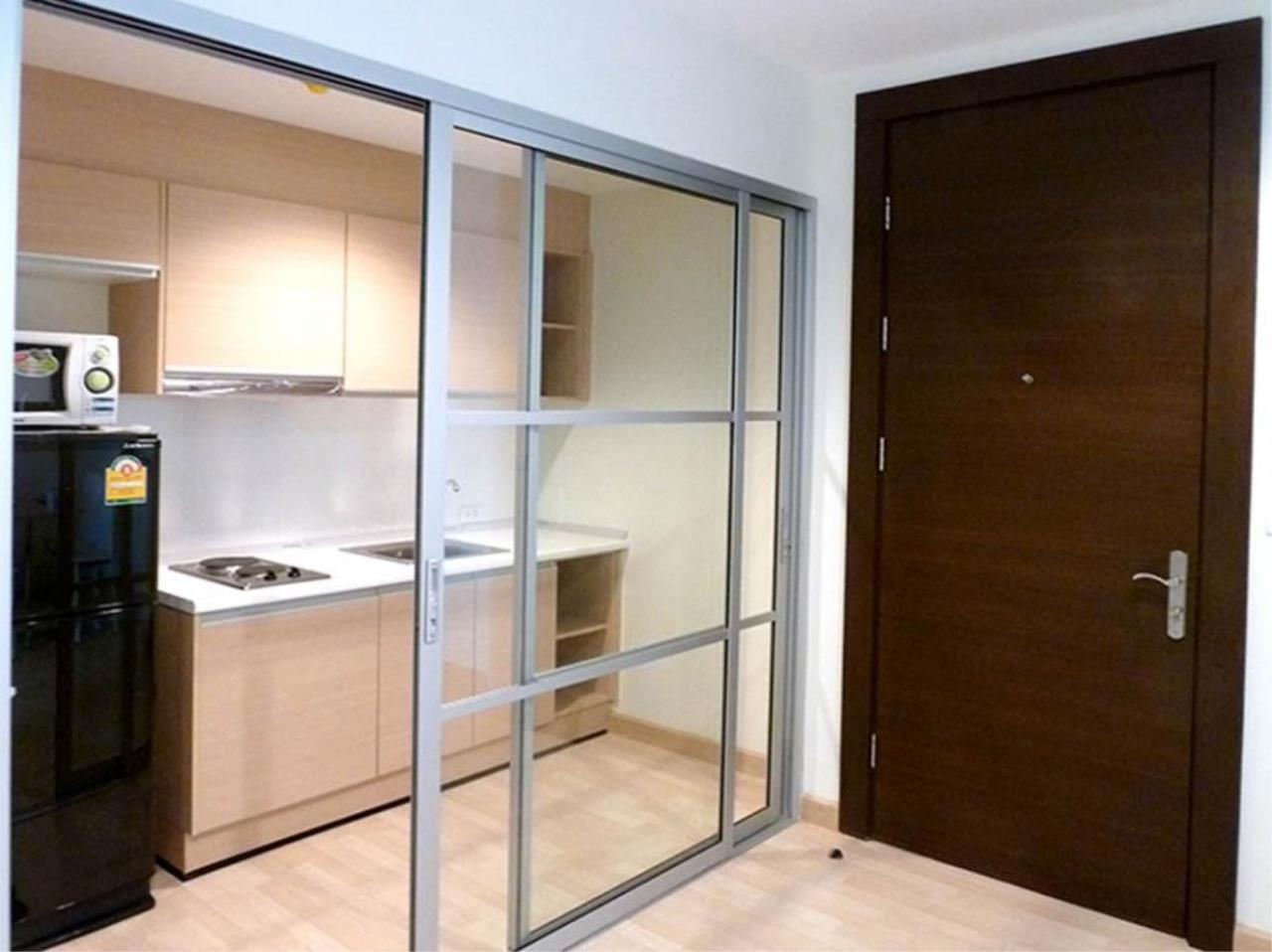 Piri Property Agency's one bedroom  For Rent Rhythm Ratchada 8