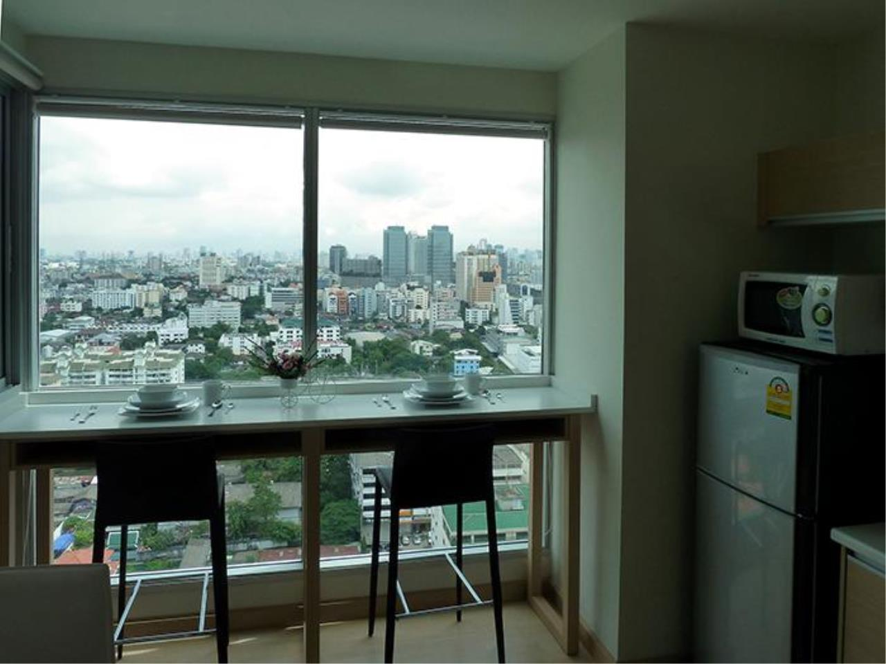 Piri Property Agency's one bedroom  For Rent Rhythm Ratchada 9