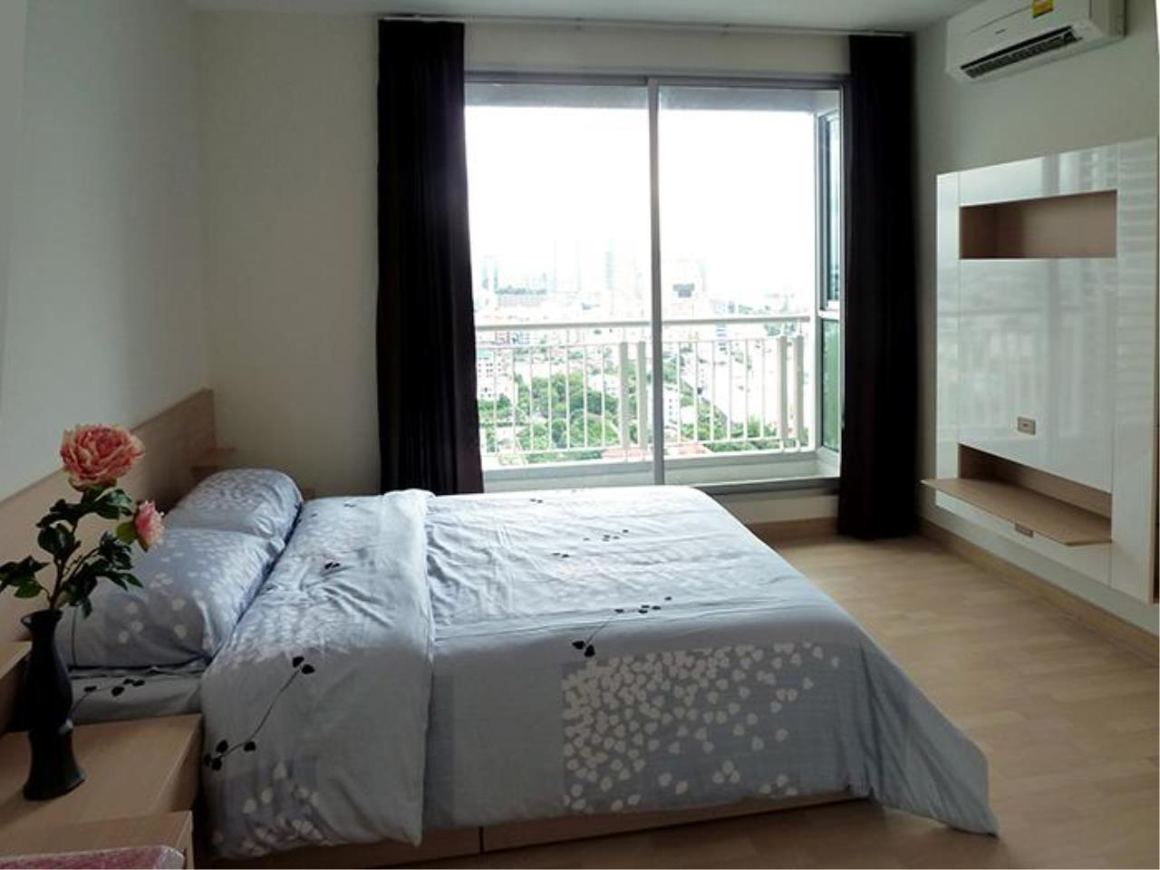 Piri Property Agency's one bedroom  For Rent Rhythm Ratchada 7