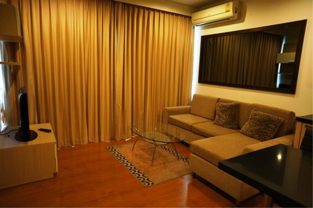 Piri Property Agency's 2 bedrooms  For Rent The Address Siam 2