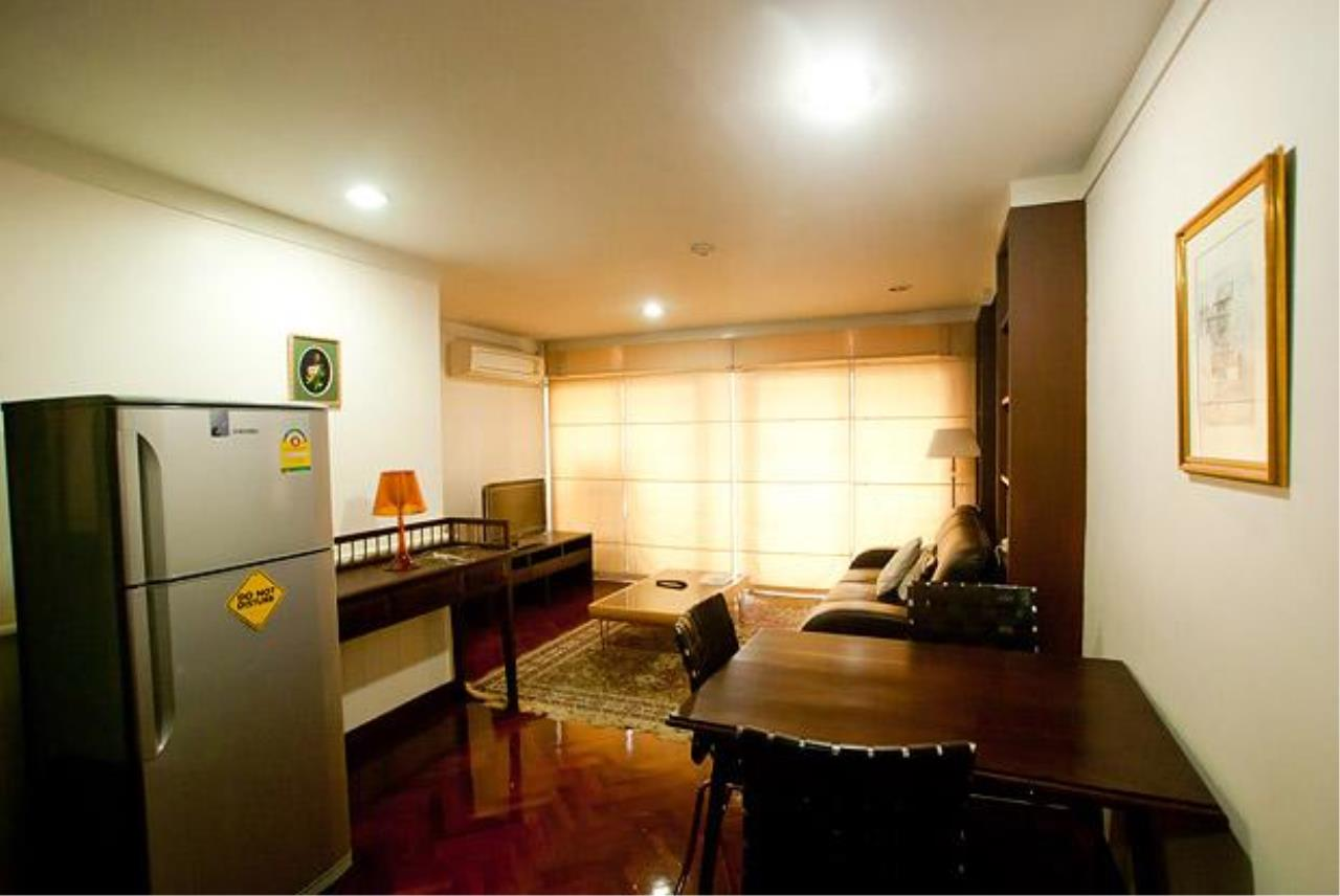 Piri Property Agency's 2 bedrooms  For Rent Green Point Silom 9