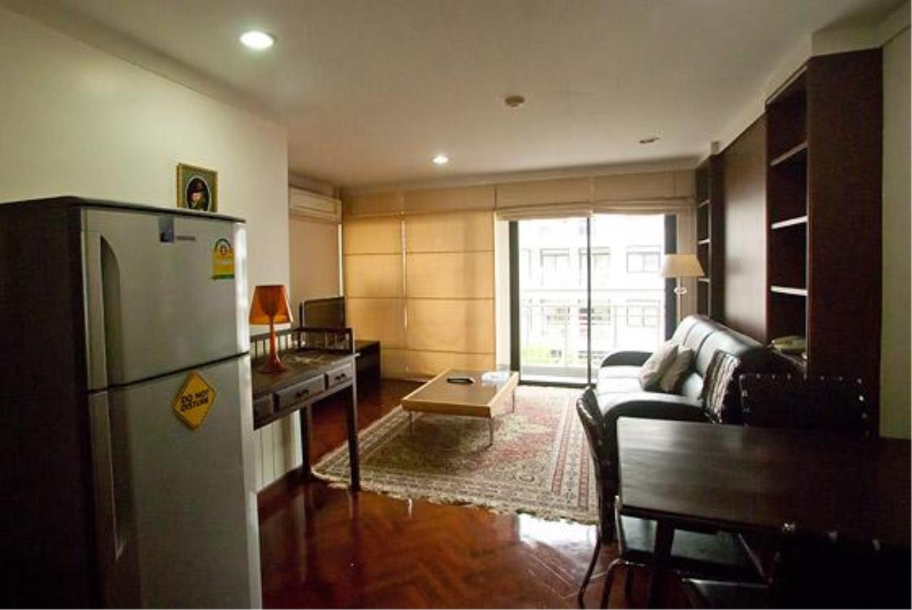 Piri Property Agency's 2 bedrooms  For Rent Green Point Silom 7