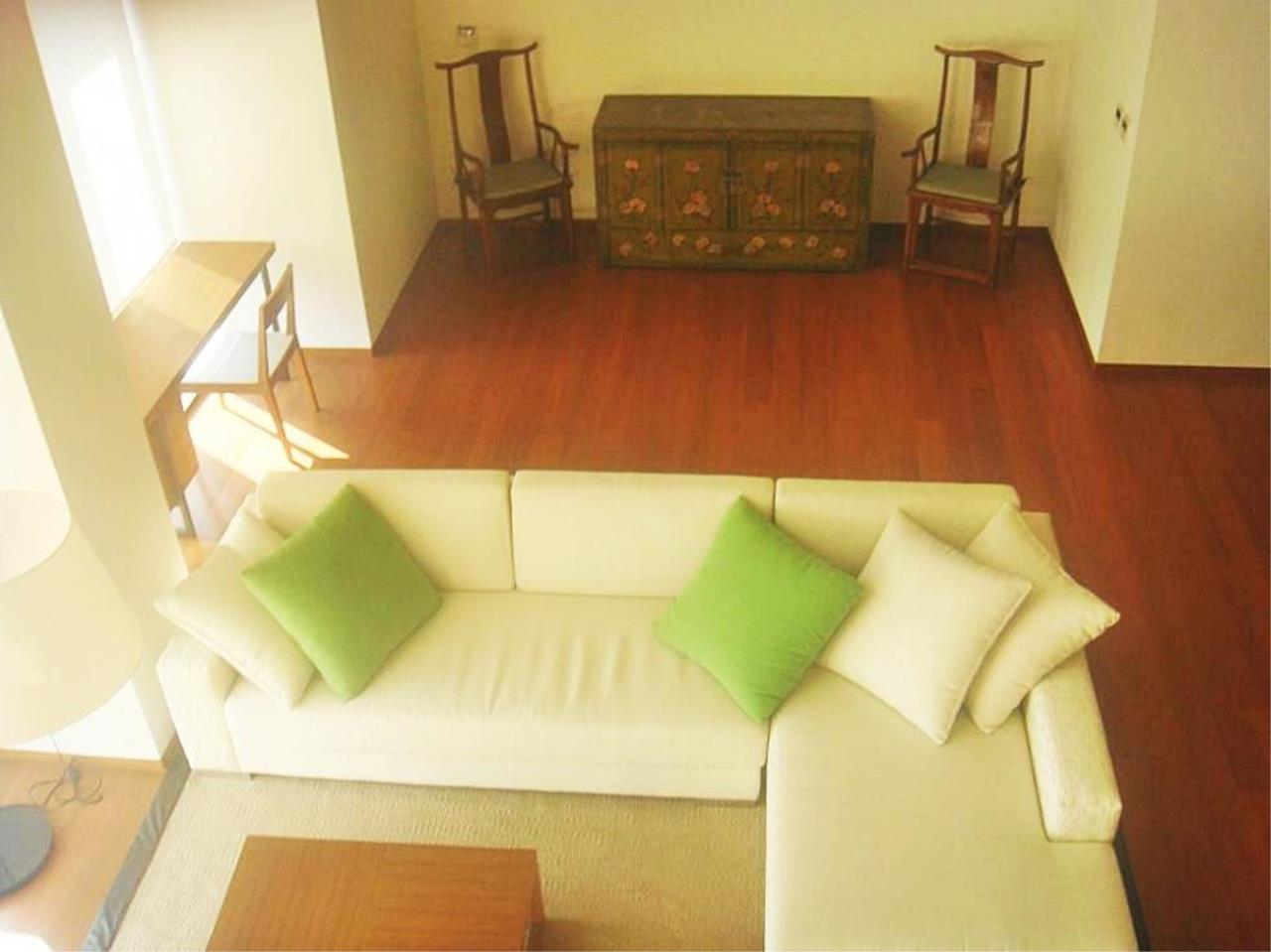 Piri Property Agency's one bedroom  For Rent The Sukhothai Residences 2