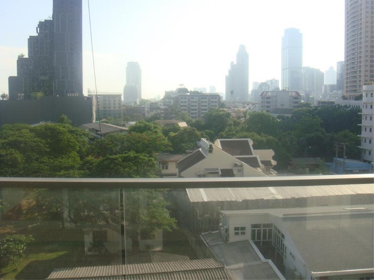 Piri Property Agency's one bedroom  For Rent The Sukhothai Residences 7