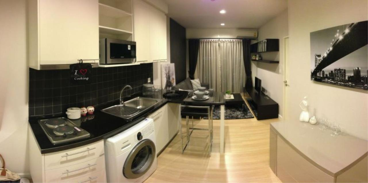 Piri Property Agency's one bedroom  For Rent The Seed Mingle 2