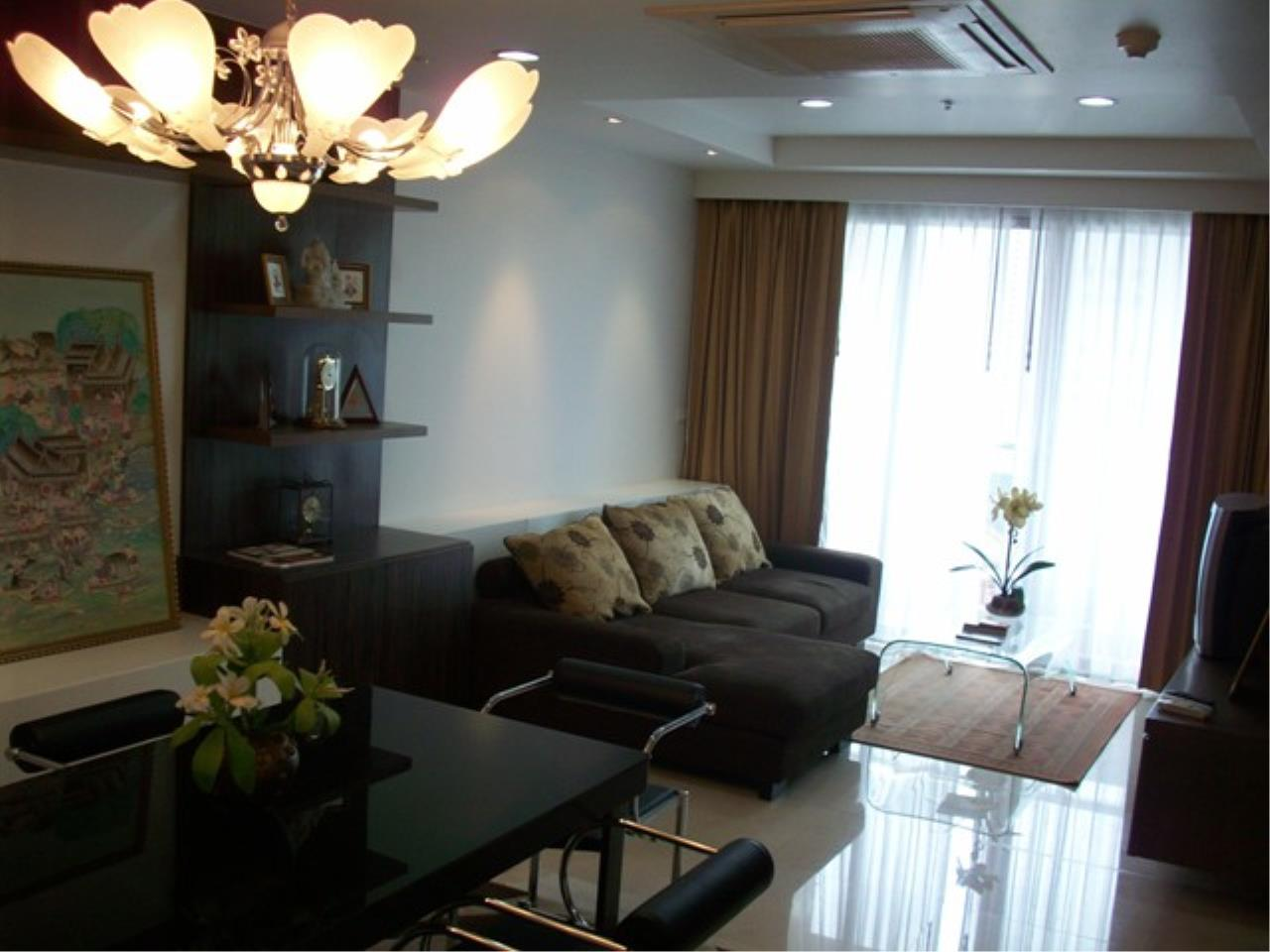 Piri Property Agency's 3 bedrooms  For Rent Silom Grand Terrace 1