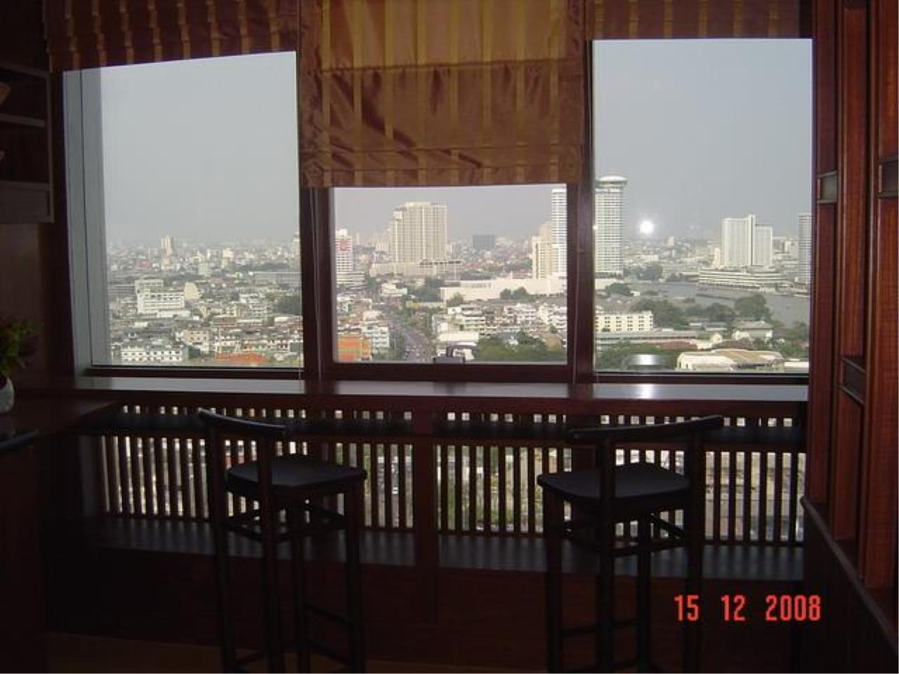 Piri Property Agency's 3 bedrooms  For Rent Baan Sathorn Chaophraya 11