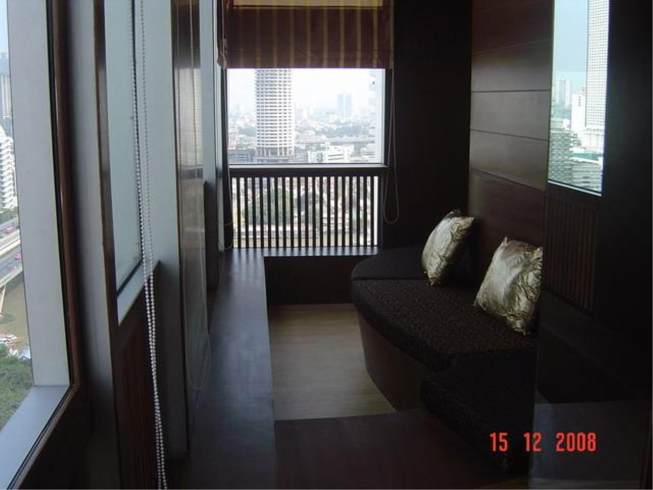 Piri Property Agency's 3 bedrooms  For Rent Baan Sathorn Chaophraya 16