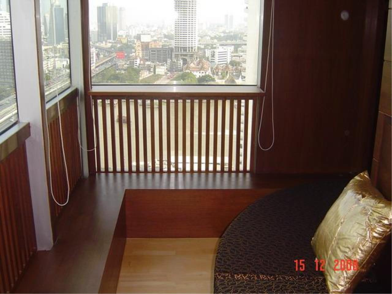 Piri Property Agency's 3 bedrooms  For Rent Baan Sathorn Chaophraya 17