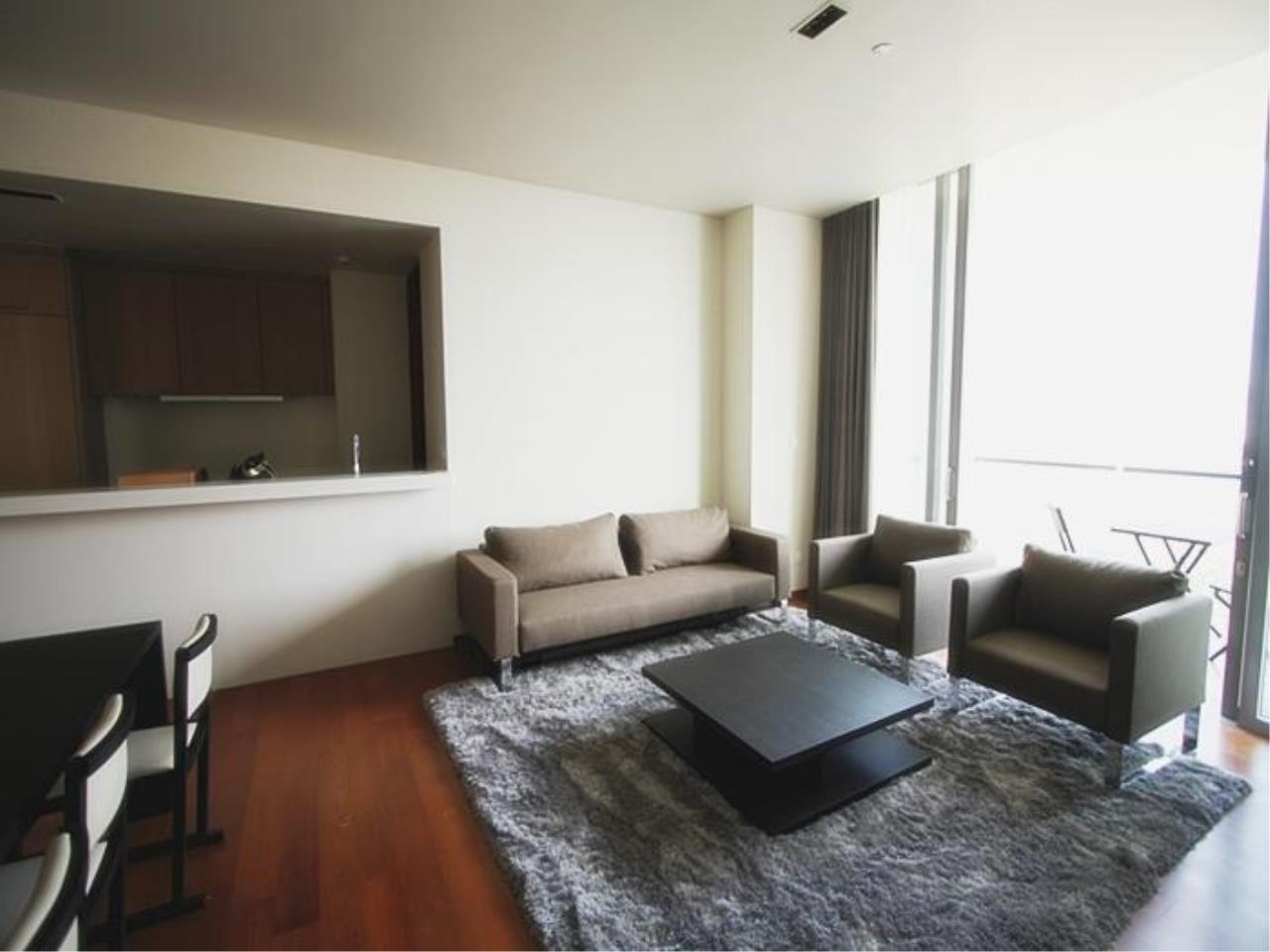 Piri Property Agency's 2 bedrooms  For Rent The Sukhothai Residences 7