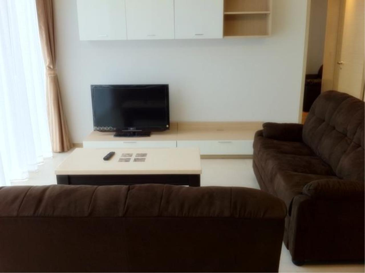 Piri Property Agency's one bedroom  For Rent Saladaeng Residence 5