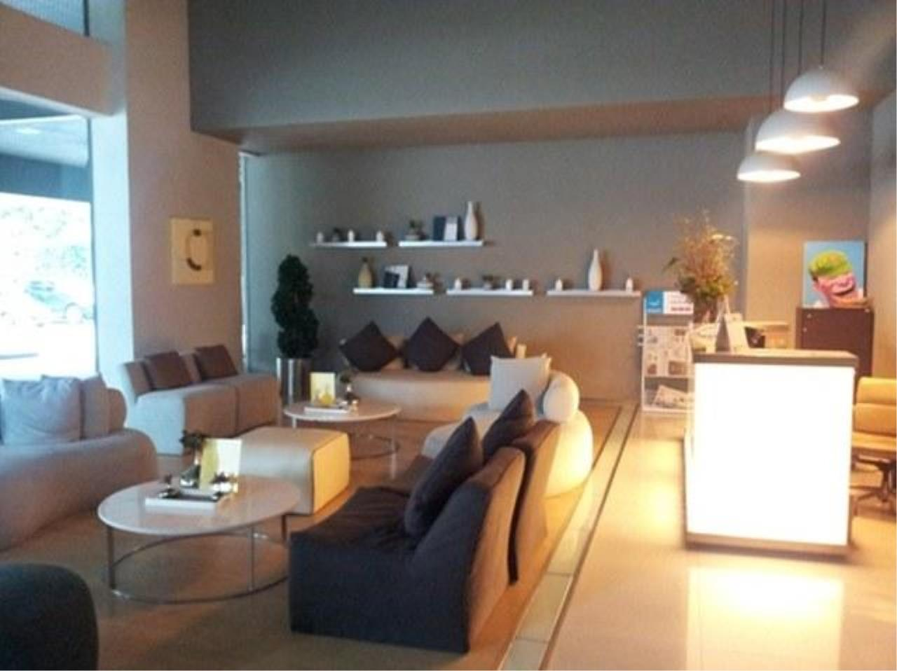 Piri Property Agency's one bedroom  For Rent IDEO Verve Sukhumvit 1
