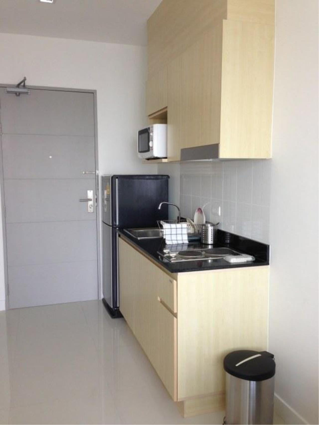 Piri Property Agency's one bedroom  For Rent IDEO Verve Sukhumvit 5