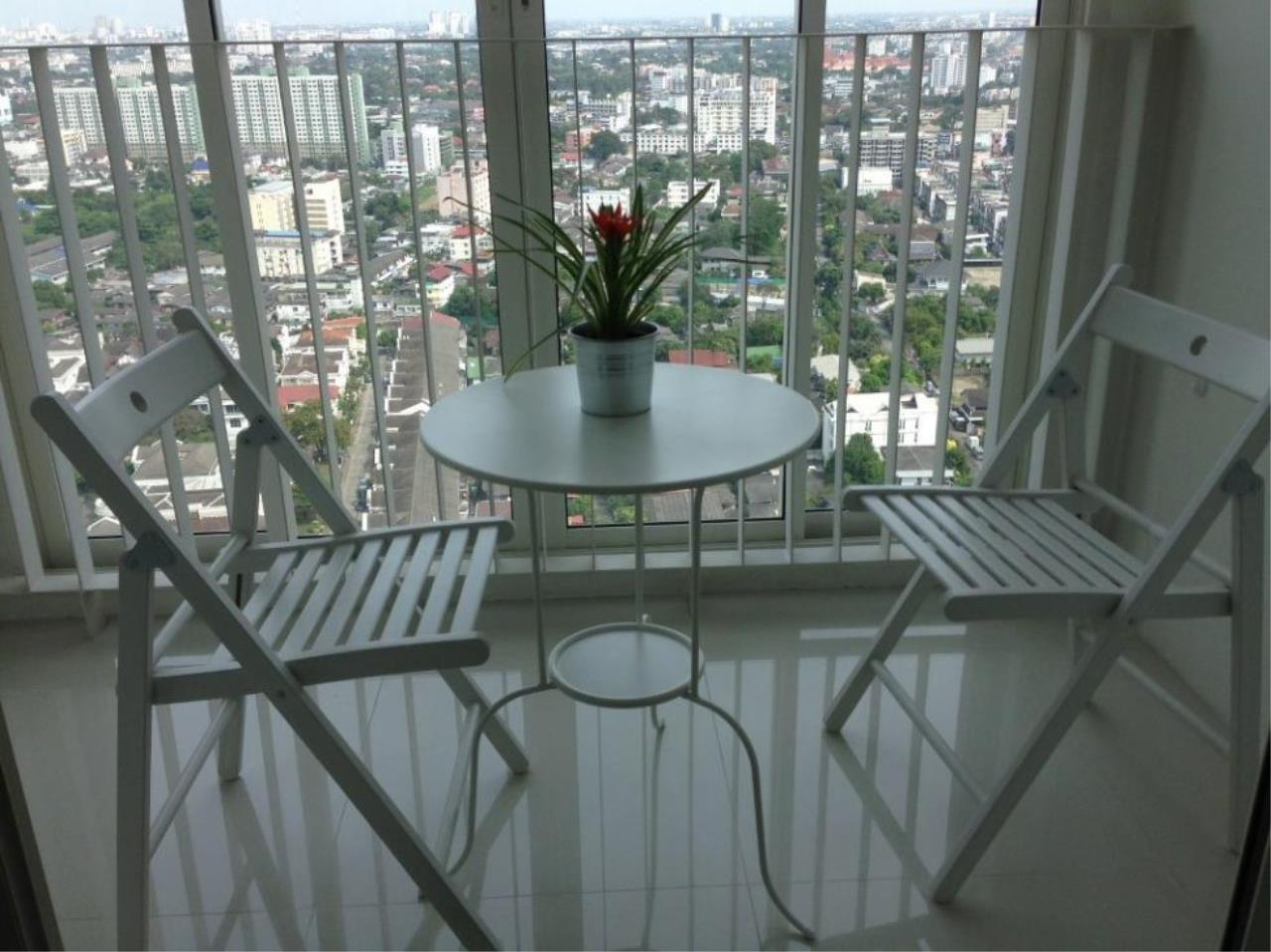 Piri Property Agency's one bedroom  For Rent IDEO Verve Sukhumvit 4