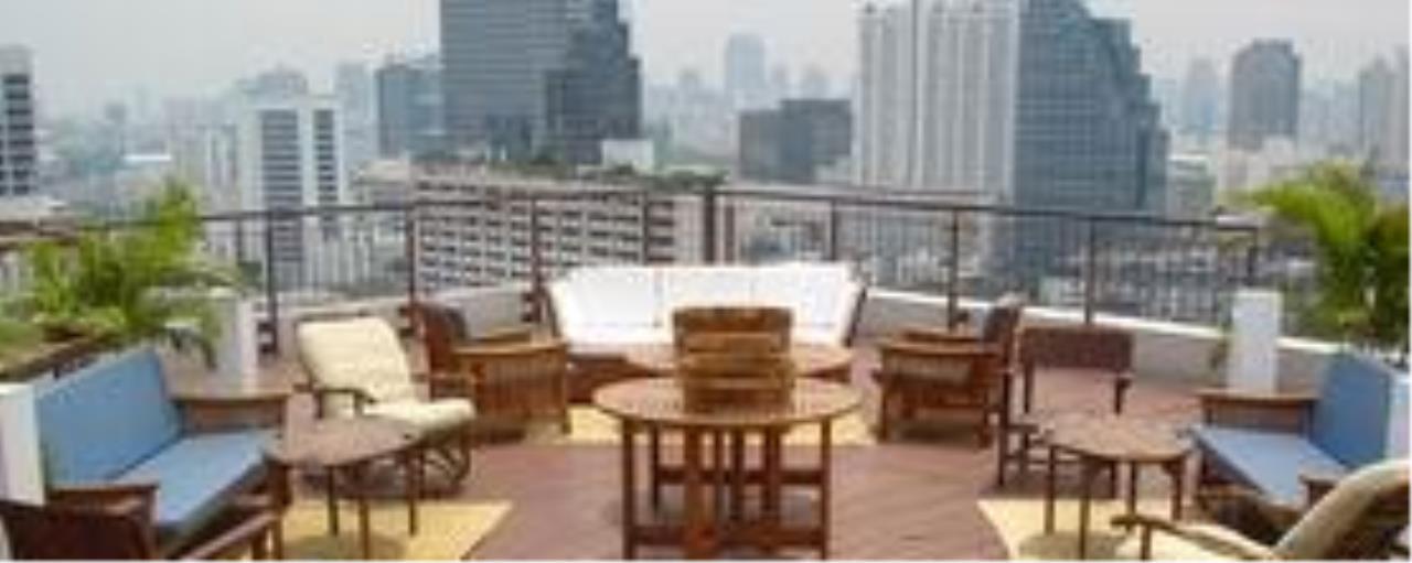 Piri Property Agency's 4 bedrooms  For Rent Panburi Apartments 7