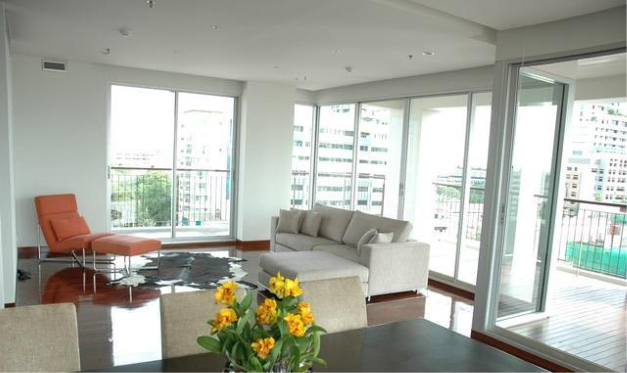 Piri Property Agency's 4 bedrooms  For Rent Panburi Apartments 9