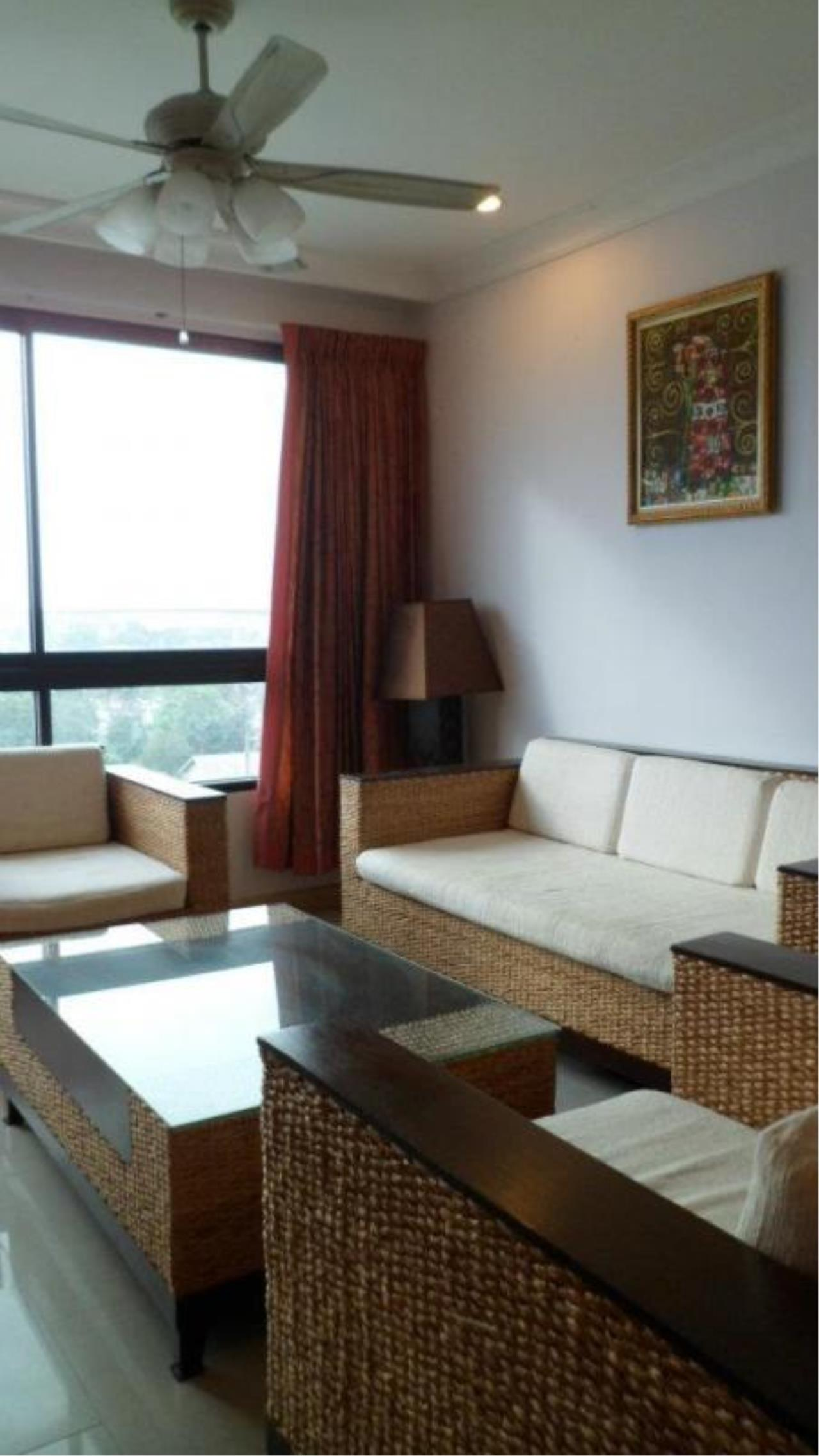 Piri Property Agency's 2 bedrooms  For Rent Supalai Casa Riva 1