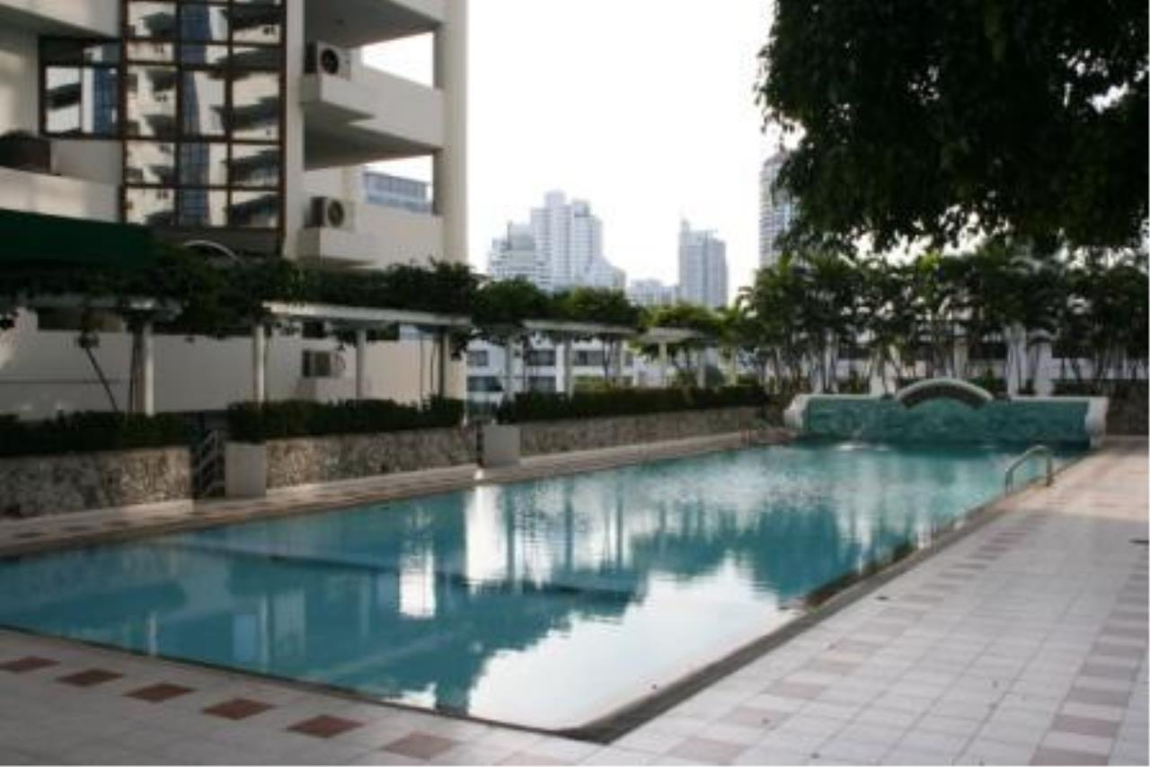 Piri Property Agency's one bedroom  For Rent Waterford Park Thonglor 8