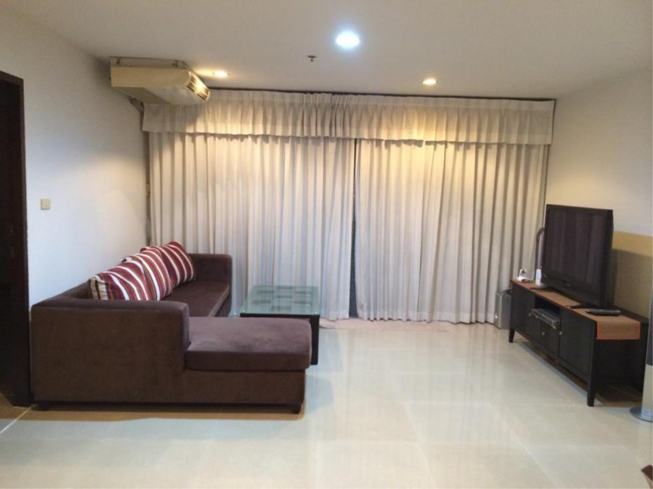 Piri Property Agency's 3 bedrooms  For Rent Top View Tower 1